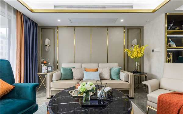 200平三层联排别墅装修费多少钱?